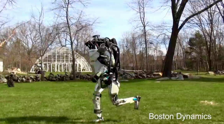 Terrifying Humanoid Robot?