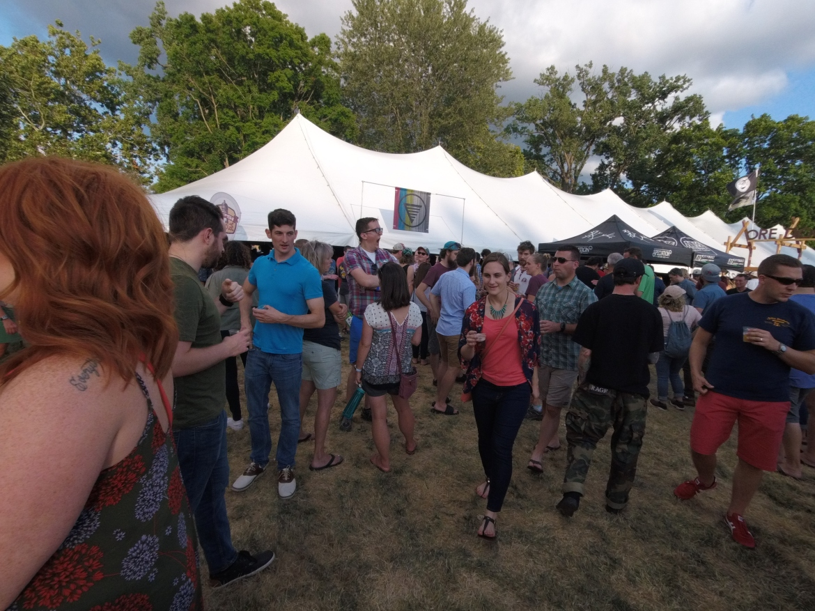Beer Fest, Ypsilanti Michigan