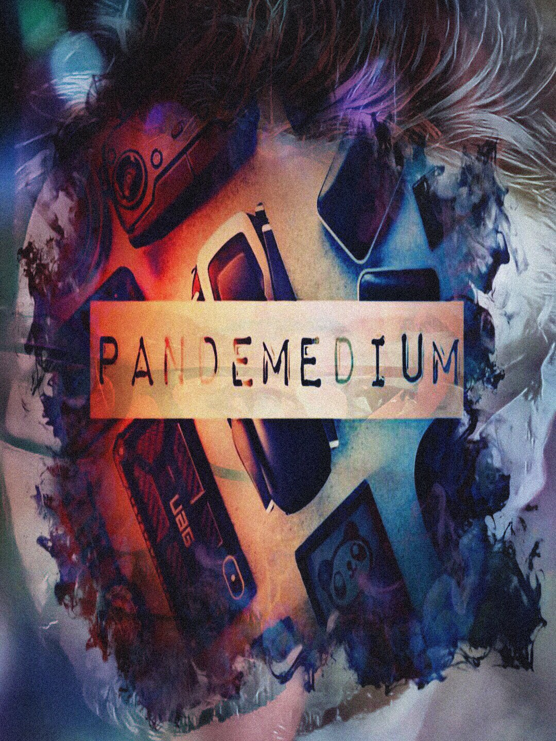 Pandemedium – Graphic Designs