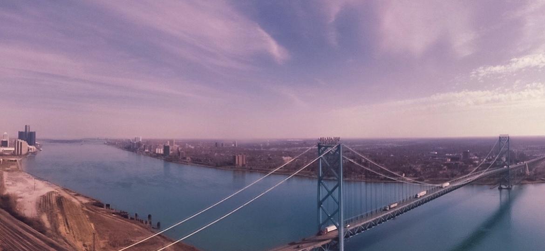 """Ambassador Bridge"" –  Photo Of TheDay"