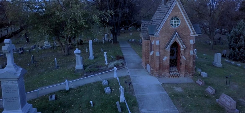 Creepy Cryptic Cemetery – Video/Photo Of TheDay