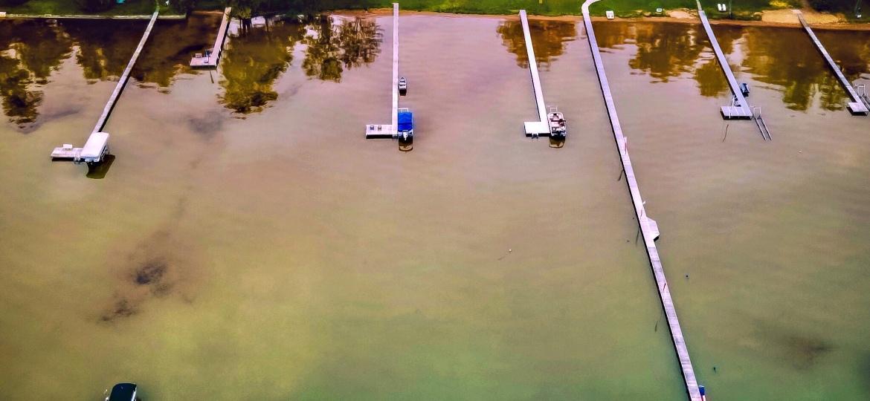 """Soaring Shore"" – Higgins Lake,Michigan"