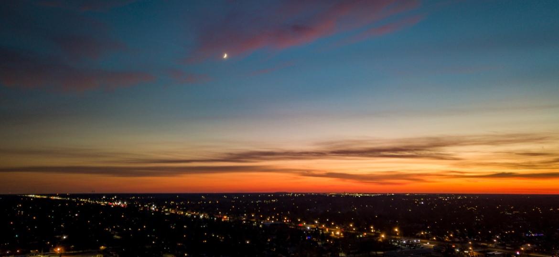 """""""Sunset Moon"""""""