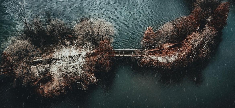 Gallup Park Parkway – Ann Arbor,Michigan