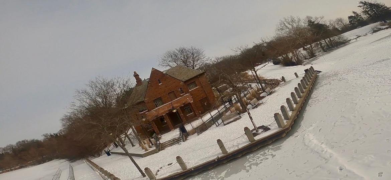 Newburgh Lake, Livonia, Michigan, Winter 2021 Video Of TheDay