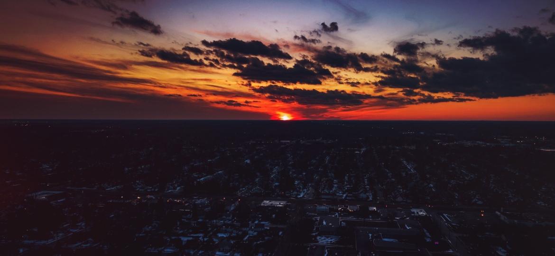 Sunset Photos – Metro Detroit –Michigan