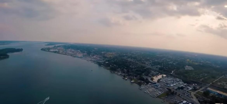 Detroit River – Mud Island – WeekendCruise